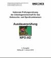 Ausdauerprüfung PO15 Deutsch