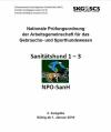 Sanitätshunde PO15 Deutsch