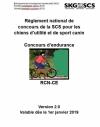 Concours d'endurance / RNC-CE