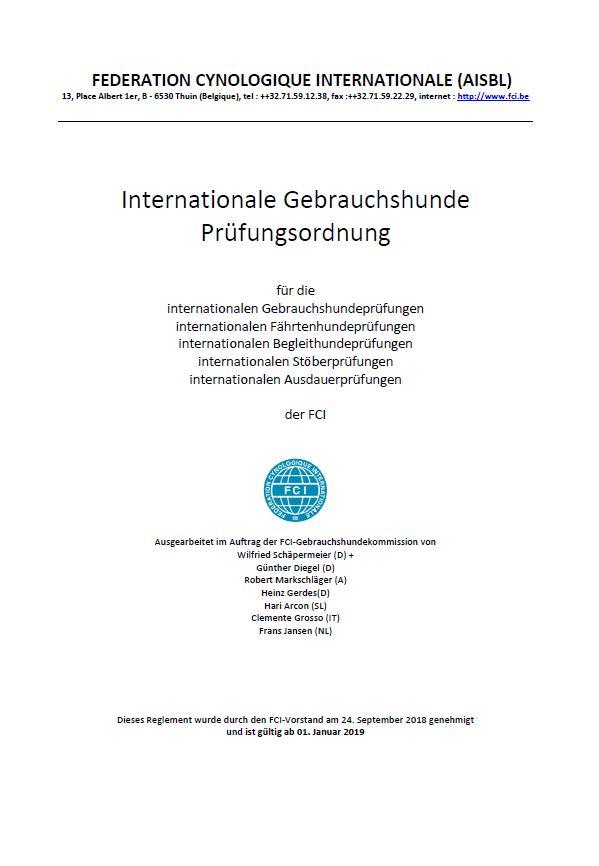 Die IGP PO Ist Ab Sofort In Gedruckter Version Im Webshop Verfugbar